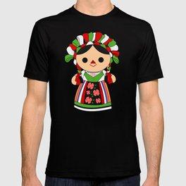Maria 5 (Mexican Doll) T-shirt