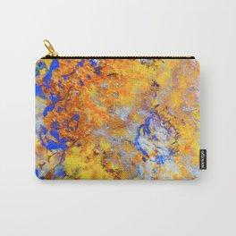 Firefall - Original Abstract Art by Vinn Wong Carry-All Pouch