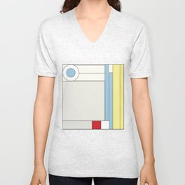 from chaos to order Unisex V-Neck