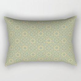 Octogonal Rectangular Pillow