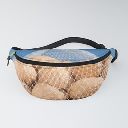 Bag of nuts Fanny Pack