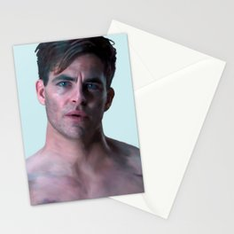 steve trevor Stationery Cards