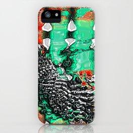 Plastic Wax Factory 92 - UBB iPhone Case