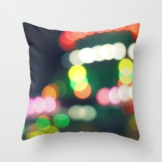 Let's Make a Night to Remember Throw Pillow