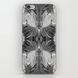 B&W Open Your Eyes iPhone Skin