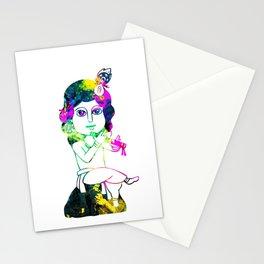 Eternal Lord Krishna Stationery Cards