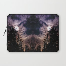 Sky & trees Laptop Sleeve