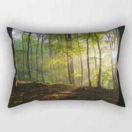 Sunset Forest Rectangular Pillow