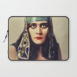 Theda Bara, Actress Laptop Sleeve