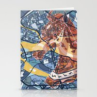 stockholm Stationery Cards featuring STOCKHOLM by C. Reeder