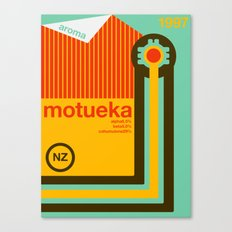 motueka single hop Canvas Print