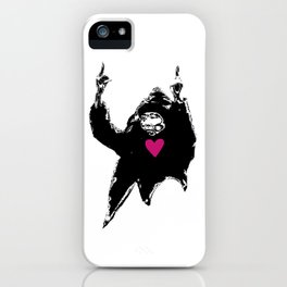 The Birds, Love Passion Equality iPhone Case