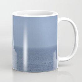 part 2 of 4 of Sailing Battle 42-56  - Transat Quebec St-Malo Coffee Mug