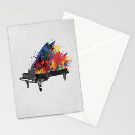 Symphony Series: The Piano Stationery Cards