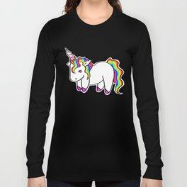 Unicorn Plushie Long Sleeve T-shirt