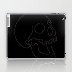 Schedel Black Laptop & iPad Skin