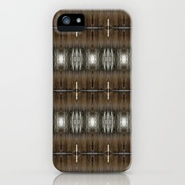 FallGrasses iPhone Case