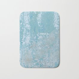 Vintage Galvanized Metal Bath Mat