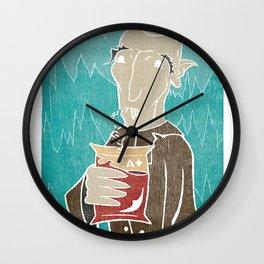 Nos-Fer-Ato Wall Clock