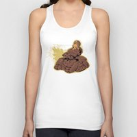 starcraft Tank Tops featuring Napalm Mashup by Oujo