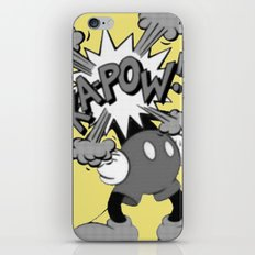 Take that rat!  iPhone & iPod Skin