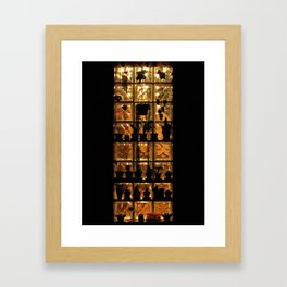Gaya - Earth Framed Art Print