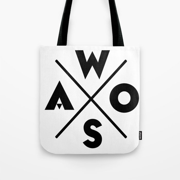 WOSA - World of Street Art Tote Bag