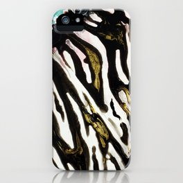 ZeeB&a iPhone Case