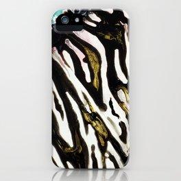 ZeeB&a iPhone Case