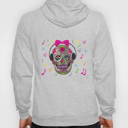 Sugar Skull Music Hoody