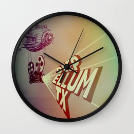 Blimpy Wall Clock