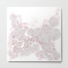 Euclidean Circles-3 Metal Print