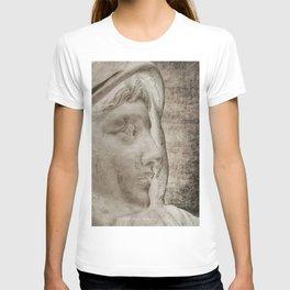 Lady Angel Celestial Woman Spiritual Art A145 T-shirt