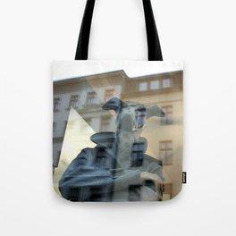 Doggerman Tote Bag