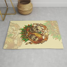 Until The Death Rug