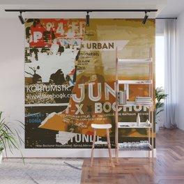 X-Urban Wall Mural
