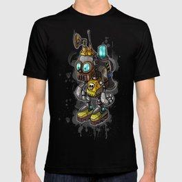 Robot Kid T-shirt