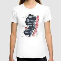 new jersey T-shirts featuring NEW JERSEY by Christiane Engel