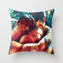 Close to You Throw Pillow