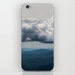 Clouds 2 iPhone Skin