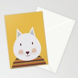 Cornelio Cat Stationery Cards