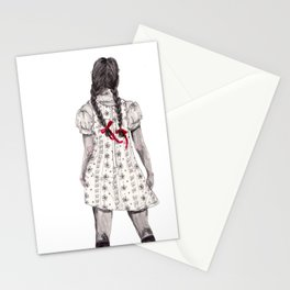 I'm cute today Stationery Cards