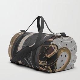 Cafe Noir Patchwork Duffle Bag