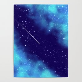Way to the stars Poster
