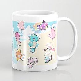 Water Pocket Monsters 2 Coffee Mug