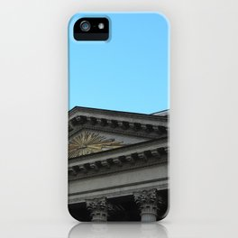 Facade of Kazan Cathedral iPhone Case