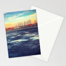 Empty Lot Stationery Cards