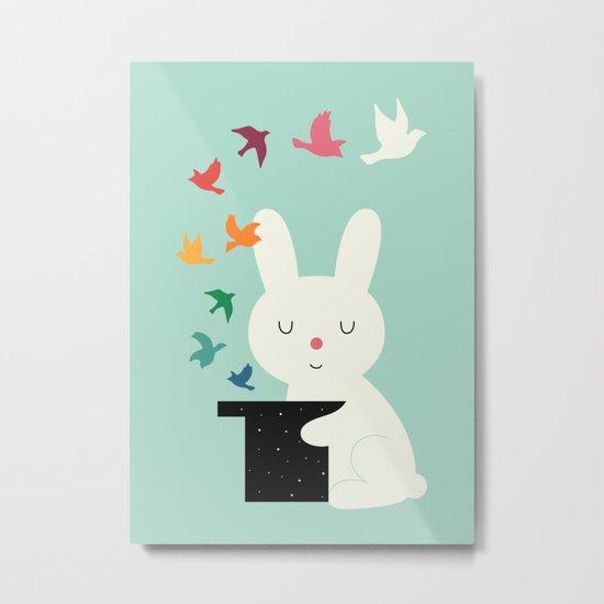 Magic Of Peace Metal Print