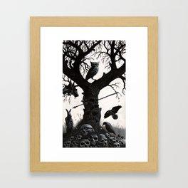 Insight Out Framed Art Print