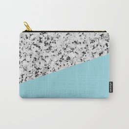Granite and island paradise color Carry-All Pouch